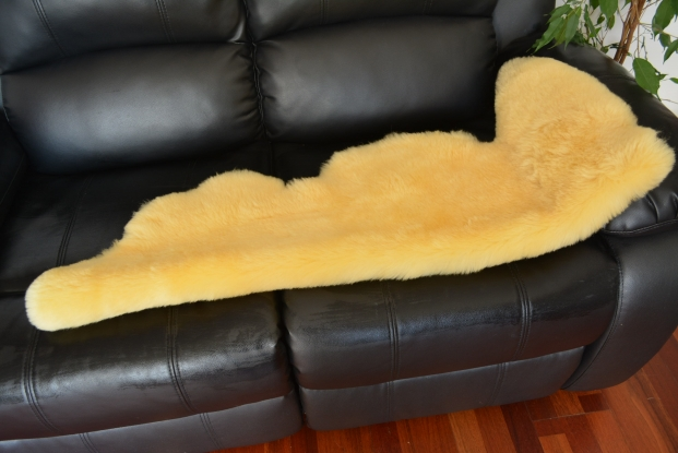 Medical Sheepskin Rug real Soft Wool - Baby Care