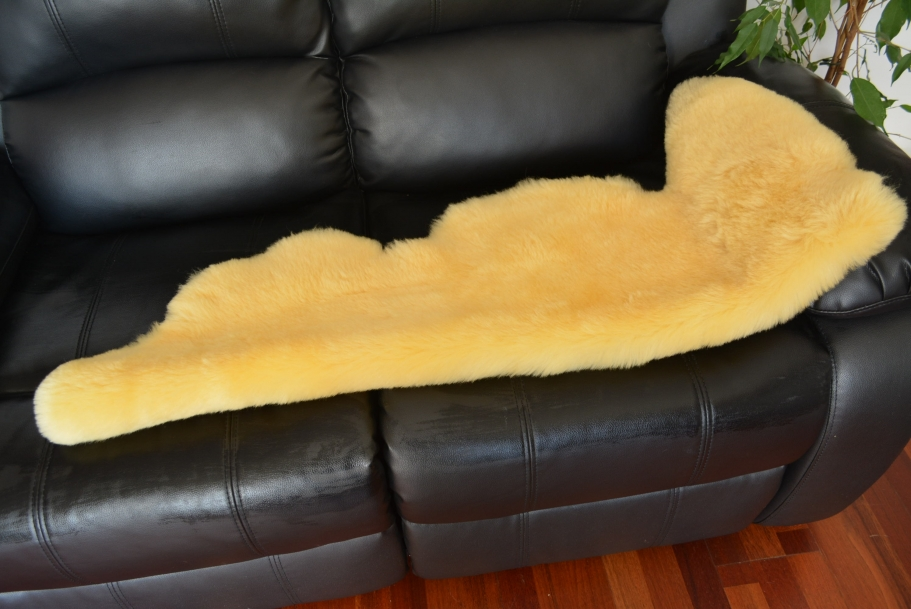 premium selection 6f44b f64e3 Medical Sheepskin Rug real Soft Wool - Baby Care