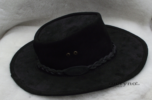 Australian Leather Bush Cowboy Hat Cowboy Amazing waterproof